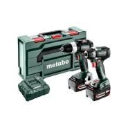 Metabo Combo Set 2.9.3 18V...