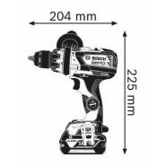 bosch gsb 18v 85 akku schlagbohrschrauber inkl gcy 30 4. Black Bedroom Furniture Sets. Home Design Ideas