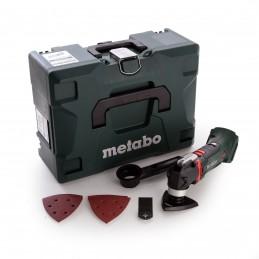 Metabo MT 18 LTX Akku-Multifunktionswerkzeug (solo im MetaLoc Koffer)