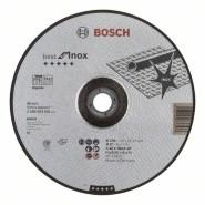 Bosch Trennscheibe gekröpft Best for Inox - Rapido (230 x 22,23 x 1,9 mm)