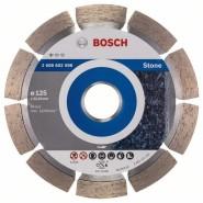 Bosch Diamanttrennscheibe Standard for Stone (125mm)