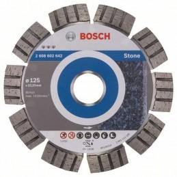 Bosch Diamanttrennscheibe Best for Stone (125mm)