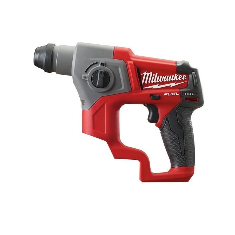 Milwaukee M12 CH-0 Akku-Bohrhammer (2 x 4Ah)