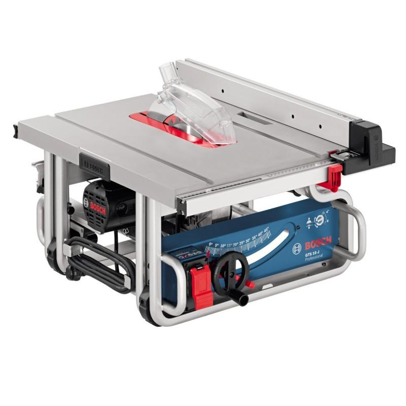 Bosch GTS 10 J Tischkreissäge + Untergestell GTA600