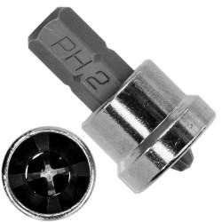 Wekador Trockenbau-Bits - PH2 - 25mm - 5 Stück