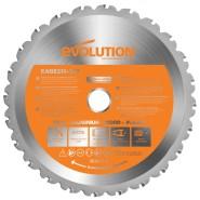Evolution B210 TCT Multifunktions-Sägeblatt  210mm