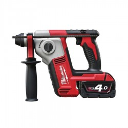 Milwaukee M18 BH-402C Akku-Bohrhammer SDS-plus (2 x 4Ah) - 4933443330