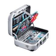 """Technocraft Werkzeugkoffer """"PRO CHROME 185"""""""