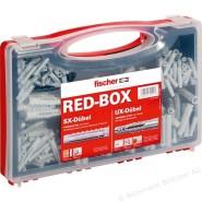 Fischer Sortimentsbox SX / UX 290-tlg. - 040991