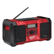 MILWAUKEE ® Bluetooth Akku Lautsprecher M12 M18 JSSP-0 Bluetooth /& AUX Anschluß
