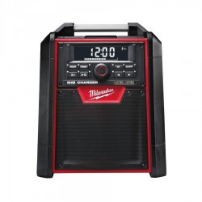 Milwaukee M18 RC-0 Netz-/Akku-Radio mit Ladefunktion (solo) - 4933446639