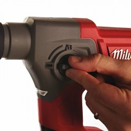 Milwaukee M12 CH-202X FUEL Akku-Bohrhammer (2 x 2Ah) - 4933446046