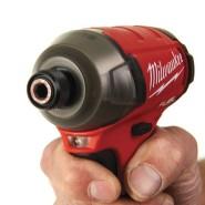 """Milwaukee M18 FQID-502X FUEL Akku-Impulsschrauber 1/4"""" Hex (2 x 5Ah)  - 4933451790"""