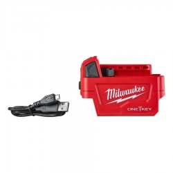 Milwaukee M18 ONEKA-0 ONE KEY Adapter (solo)  - 4933451386