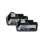 Hitachi 2 x BSL 1850 Booster Pack 336.385