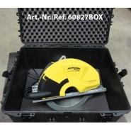 Jepson Professioneller Hartschalenkoffer für SHDC 8320/-AIR 60827BOX