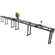 Jepson PSDC 9435T3 inkl.355/90Z + Materialzu-u.abfuhrrollenbahn 3m analog 609960A