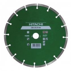 Hitachi Diamantscheibe 125x22,2 mm  Art. 75802