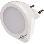 Brennenstuhl LED-Nachtlicht NL 01 QS mit Schalter 1 LED 1,5lm - 1173190