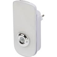Brennenstuhl LED Sensor Sicherheitsleuchte SLA 16+2 B mit Infrarot-Bewegungsmelder 18 SMD LED 60lm, Akku, Taschenlampe - 1173240