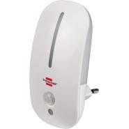 Brennenstuhl LED-Nachtlicht NL 09 MB mit Infrarot-Bewegungsmelder und Dämmerungssensor 9 LED 25lm - 1173280