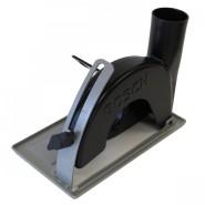 Bosch Absaughaube mit Führungsschlitten Ø115/125mm