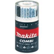 Makita 5-teilig 200 mm Sechskant Schlangenbohrer-Set Art. P-46464