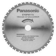 Panasonic Sägeblatt 165/40Z Metall 9PM17A