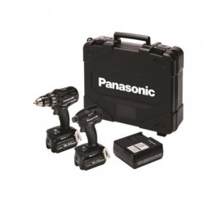 Panasonic Combo-SET Akku-Bohr- + Akku-Ergoschrauber (2 x 5Ah) EYC215LJ