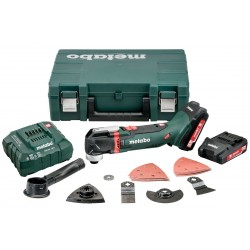 Metabo MT 18 LTX Akku-Multitool (2 x 2Ah) 613021510