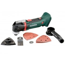 Metabo MT 18 LTX Akku-Multitool (2 x 2Ah) 613021890