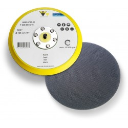 Exzenterschleifer  pad hart yellow   - 1 Stk - Ø 150 mm - Art.-Nr: 0020.6737