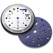 Exzenterschleifer  pad 9-/Multi-Loch weich   - 1 Stk - Ø 200 mm - Art.-Nr: 0020.4647