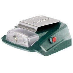 Metabo PA 14.4-18 LED-USB Akku-Power-Adapter (solo) 600288000