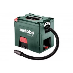 Metabo AS 18 L PC Akku-Sauger (solo) 602021850