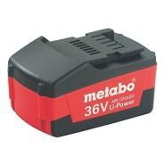 "Metabo Li-Ion Schiebesitz-Akkupack ""AIR COOLED"" 36 V 1.5 Ah 625453000"