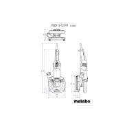 Metabo RSEV 19-125 RT Renovierungsschleifer 603825810