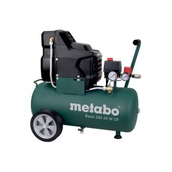 Metabo Basic 250-24 W OF Kompressor Basic 601532180