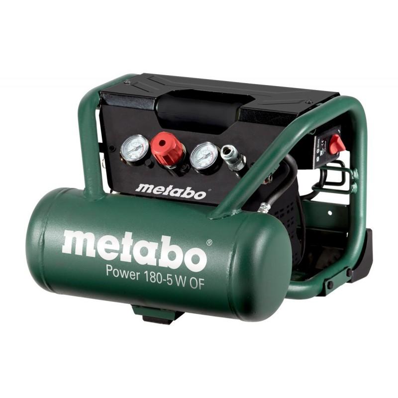 metabo power 180 5 w of kompressor power 601531180. Black Bedroom Furniture Sets. Home Design Ideas
