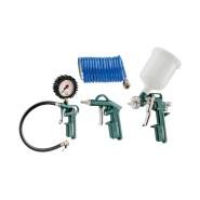 Metabo LPZ 4 Set Druckluft-Werkzeugsets 601585180