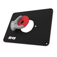 Kreg Einlegeplatte - vorgebohrt für Triton M0F001 u. TRA001