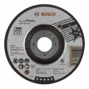 Bosch Schruppscheibe gekröpft Best for Inox (125mm) - 10 Stück 2608603511