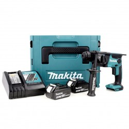 Makita DHR165RTJ Akku-Bohrhammer (2 x 5Ah)
