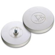 Folienradierer 5-16 Inches + Adapt. 6mm  -  1 Stk - Durchm: 88 mm -  15 mm Höhe - Art.-Nr: 0020.3983
