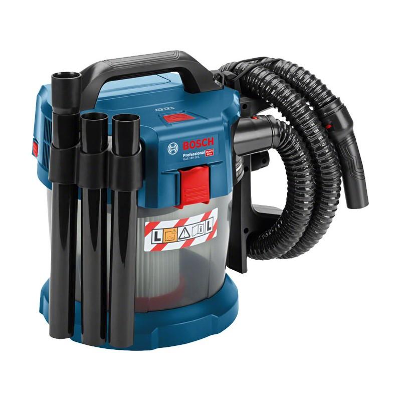 Bosch GAS 18V-10 L Akku-Nass-/Trockensauger (solo) 06019C6300