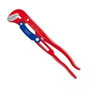 Knipex Rohrzange S-Maul mit Schnellverstellung - 8360015