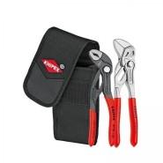 Knipex Mini-Zangenset in Werkzeuggürteltasche - 002072V01