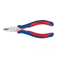 Knipex Elektronik-Seitenschneider mit Hartmetallschneide - 7702135H