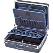Knipex Werkzeugkoffer Basic Leer 002105LE - 002105LE