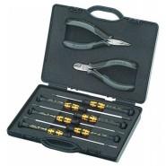 Knipex Elektronikzangen-Set...